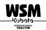 Thumbnail Kubota L175, L210, L225, L225DT, L260 Tractor Service Repair Workshop Manual